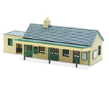 BUILDING KIT OO PECO LK13 STONE COUNTRY STATION EA
