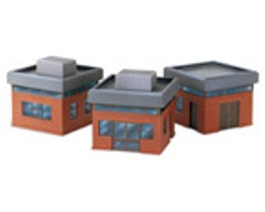 BUILDING KIT OO PECO OFFICE BUILDINGS EA