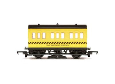 COACH RTR OO HORNBY TRACK CLEANING COACH R296 OO