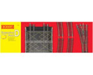 CODE 100 HORNBY TRACK EXTENTION PACK D R8224 OO