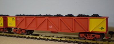 CR WAGON KIT STRATH CR GP GPA AOKF COAL HOPPER KIT HO