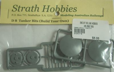DETAIL STRATH TANKER DETAIL ITEMS KIT HO