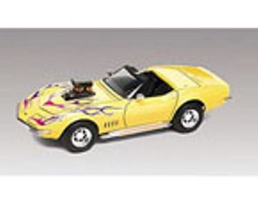 KIT 125 REVELL 68 CORVETTE CONVERTABLE 2N1 KIT 125