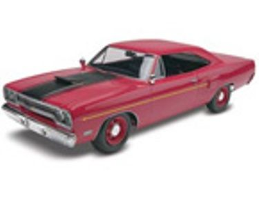 KIT 125 REVELL PLYMOUTH ROAD RUNNER 0892 125