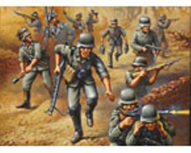 KIT 172 REVELL GERMAN ARMOURED INFANTRY KIT 172
