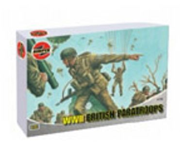 KIT 176 AIRFIX BRITISH PARATROOPERS KIT 172