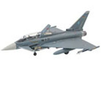 KIT 176 REVELL 04338 EUROFIGHTER TYPHOON KIT 176