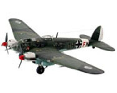 KIT 176 REVELL 04377 HEINKEL HE111 H6 KIT 176