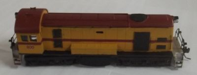 LOCO KIT STRATH 800 CLASS DIESEL KIT WITH MECH HO