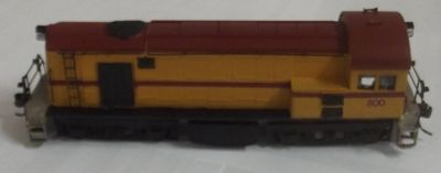 LOCO KIT STRATH SAR 800 DIESEL KIT NO MECH HO