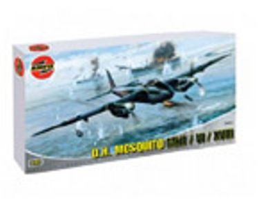 MILITARY   AIRFIX A03019 DE HAVILLAND MOSQUITO RAAF + RAF VERSIONS 172