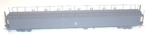 NSWGR WAGON KITS NSW BKX RIBBED SIDED CAR CARRIER HO