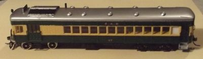 RAILCAR KIT STRATH SAR MAX CAPACITY 75 RAILCAR POWERED HO