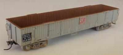SAR WAGON KIT HO STRATH SAR ELX BOGIE OPEN WAGON KIT HO