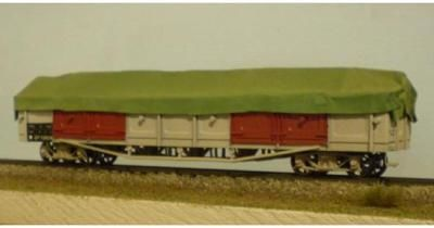 SAR WAGON KIT STRATH SAR GN OPEN WAGON KIT SN35