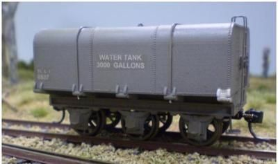 SAR WAGON KIT STRATH SSAR45 SAR TW 6 WHEELED WATER TANK KIT SN35