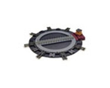STRUCTURE BU HORNBY R070 ELECTRIC TURNTABLE 382MM OO