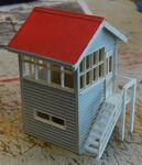 STRUCTURES STRATH SIGNAL BOX KIT B33 PENFIELD HO