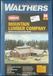 BUILDING KIT HO CORNERSTONE MOUNTAIN LUMBER CO SAW MILL KIT HO