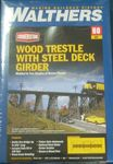 BUILDING KIT HO CORNERSTONE TRESTLE W/DECK BRIDGE 3147 HO