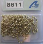 CHAIN - ARTESANIA 8611 BRASS ANCHOR CHAIN 1.5MM PK