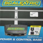 CONTROL SCALEXTRIC C8530 POWERBASE & CONTROLLERS EA
