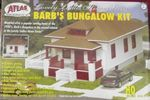 HOUSE KIT HO ATLAS 712 BARBS BUNGALOW KIT HO