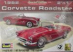 KIT 1:25 REVELL 1962 CORVETTE ROADSTER 2IN1 KIT 1:25