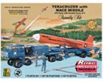 KIT 1:32 REVELL TEACRUZER WITH MISSILE 7812 1:32