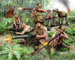 KIT 1:76 REVELL 02529 ANZAC INFANTRY FIGURES 42 UNPAINTED FIGURES 1:76