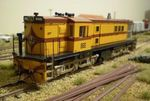 LOCO KIT STRATH SAR 830 DIESEL KIT SN3.5