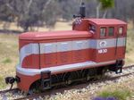 LOCO KIT STRATH SL20 CR NB30 DIESEL KIT (WITH MECH) SN3.5