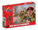 MILITARY - AIRFIX A02701 WWII BRITISH PARATROOPS 1:32