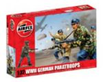 MILITARY - AIRFIX A02712 WW11 GERMAN PARATROOPS 1:32