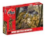 MILITARY - AIRFIX A02718 WWII BRITISH INFANTRY 1:32