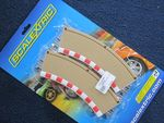 SCALEXTRIC TRACK - SCALEXTRIC C8240 R1 OUTER BORDERS PK4