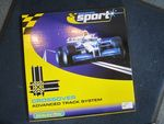 SCALEXTRIC TRACK - SCALEXTRIC C8210 STRAIGHT CROSSOVER 90 DEGREE EA