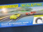 SCALEXTRIC TRACK - SCALEXTRIC C8510 TRACK EXTENSION PACK 1 EA