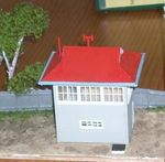 STRUCTURES STRATH SIGNAL BOX KIT B5 GOODWOOD HO