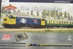 TRAINSETS & PACKS BRANCHLINE 30048 HIGHLANDER DCC/SOUND TRAIN SET OO