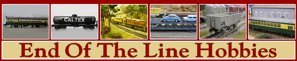 End Of The Line Hobbies